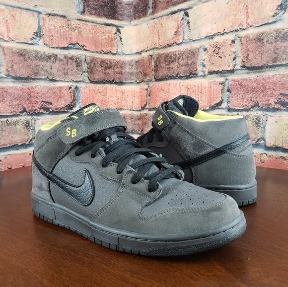 Nike Shoes | Nike Sb Dunk Mid Pro